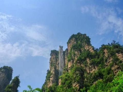 五一假期,去张家界武陵源景区的袁家界游玩,真的是物超所值