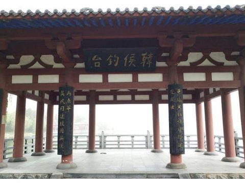 """江苏一区,是韩信故里,母爱之都,""""一饭千金""""典故由来于此"""