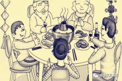 <strong>家具学:为什么中国人的餐桌不是圆的 也</strong>
