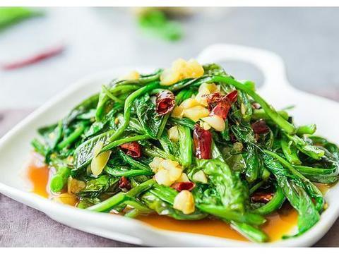 """此菜自带清香,李时珍称它""""千金菜"""",锌钙含量极高,别错过"""