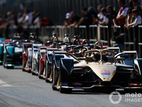 【FE创始人:F1赛季重启的可能性只有50%】
