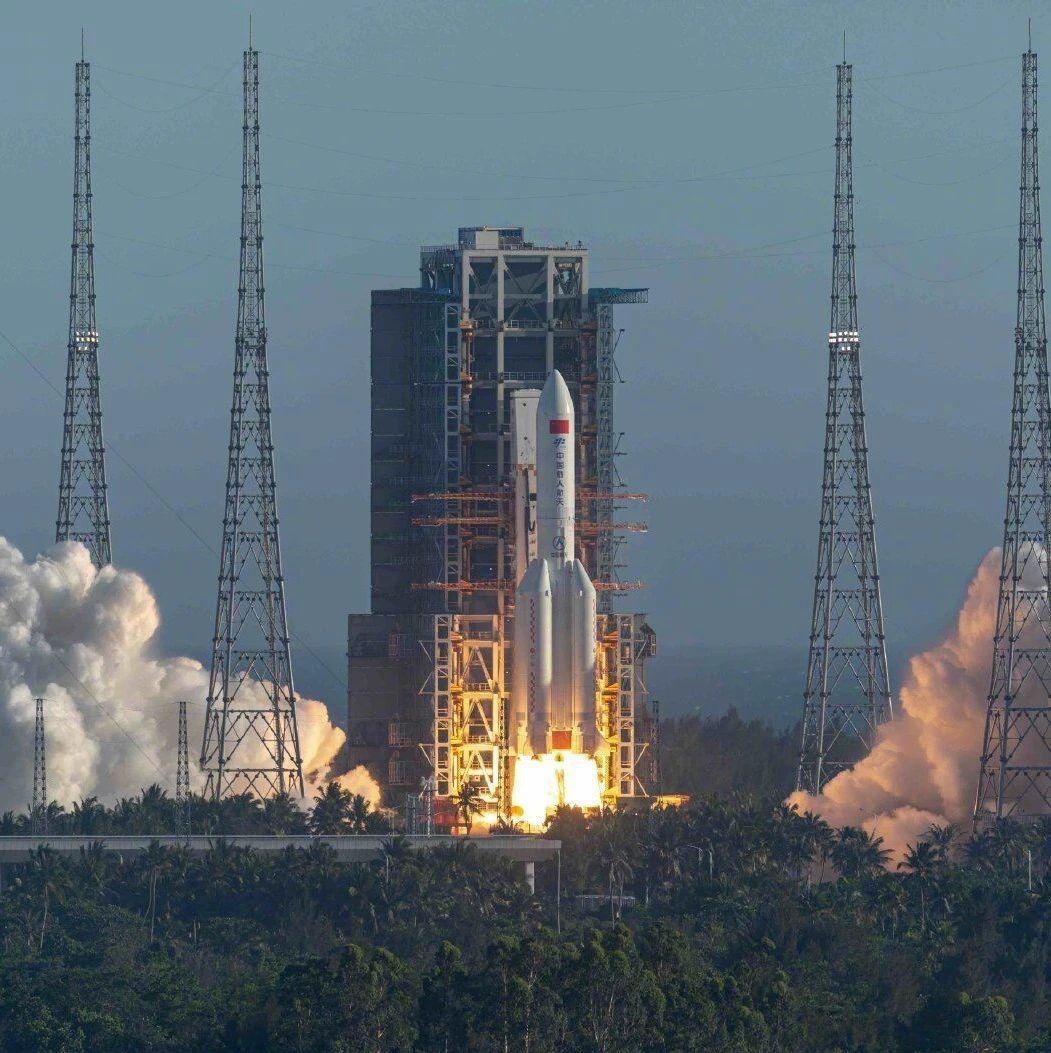 长五B发射成功意义有多大:技术进入世界第一梯队