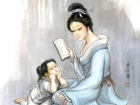 """中国首篇歌颂母爱的诗《凯风》:""""子欲养而亲不待""""的真实写照"""