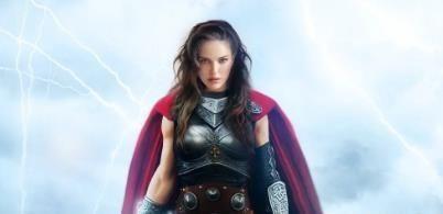 """""""女武神""""透露,娜塔莉·波特曼与她常互发短信——《雷神4》"""