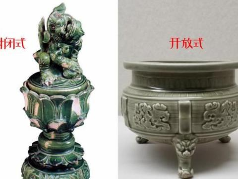 通过北宋耀州窑镂空复层式香炉——浅谈宋人的焚香文化