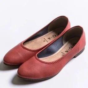 夏天鞋子太磨脚?直到遇到这款日本手工浅口鞋,才知道什么叫舒适~