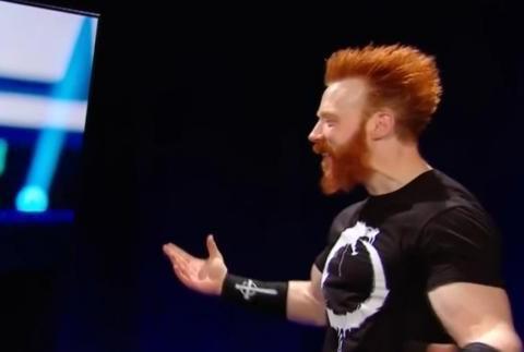 WWE杰夫哈迪正式复出!圆月弯刀砸向希莫斯,一场大战即将打响