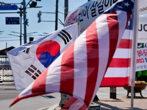拒绝讹诈,美国下调驻韩美军军费至13亿美元,韩国依然不会接受!