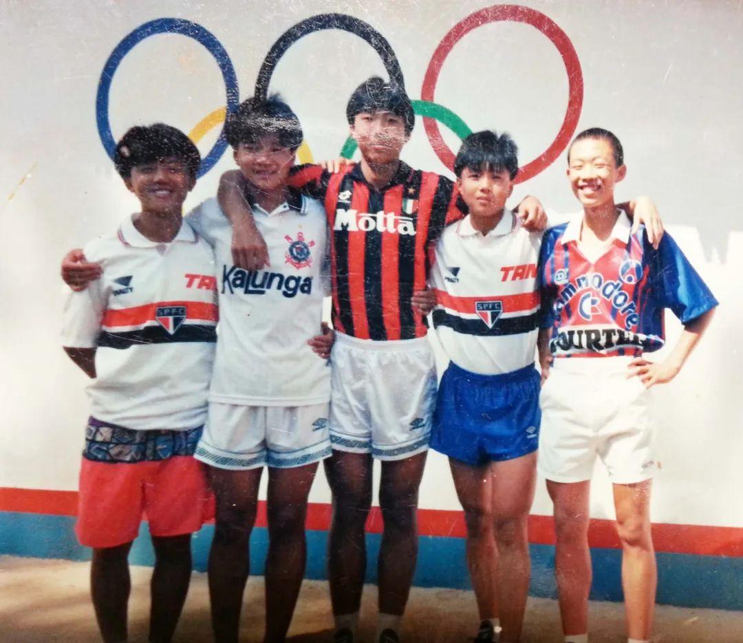赵植萍采访日记:1995年与健力宝青年队球员父母一起陪伴年轻球员