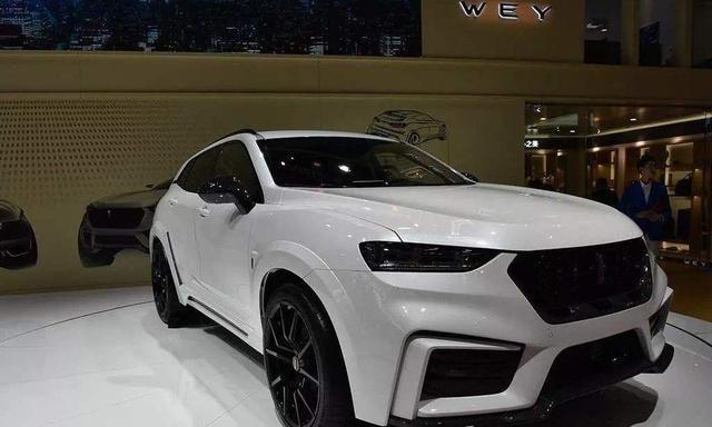 长城旗下豪华品牌Wey推出VV7 GT Brabus限量版车型表现如何