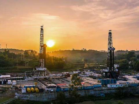 中国石化页岩气再上新台阶!涪陵气田累计产量达300亿方