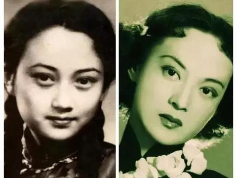王丹凤和王晓棠谁更漂亮?看完这些珍藏的老照片,你就明白了