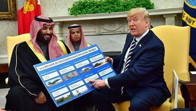<strong>特朗普威胁沙特王储?不减产提价,将失</strong>