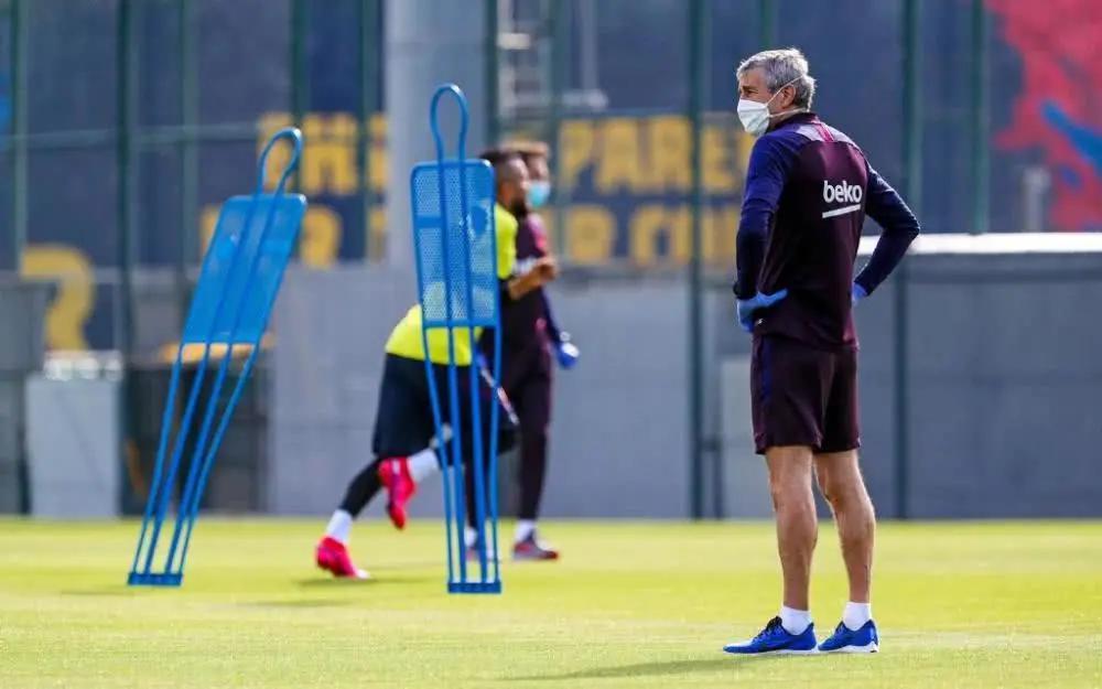 足球回归!西甲联盟计划6月12日复赛,为重启联赛已备2套方案