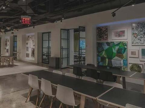 【艾维科技】快思聪打造Convene 高端共享办公空间
