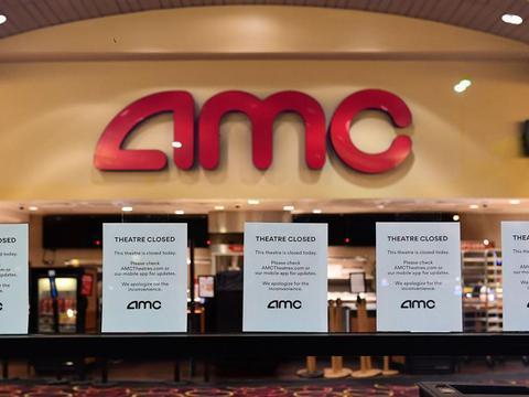 跌无可跌!被万达收购后AMC院线市值跌到5.5亿,传亚马逊将接盘