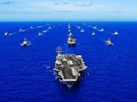 82万吨的超级船舶都能造,人类为何不造20万吨航母?性价比太低