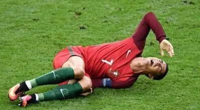 如果2016欧洲杯决赛C罗没受伤,葡萄牙和法国的比赛会是什么结果