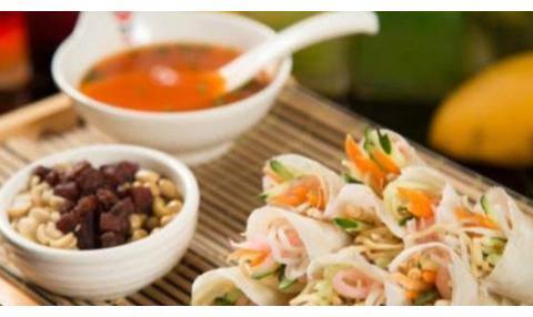 """贵州""""丝娃娃""""拯救你的味蕾,富含食物纤维,吃几次,大肚腩没了"""