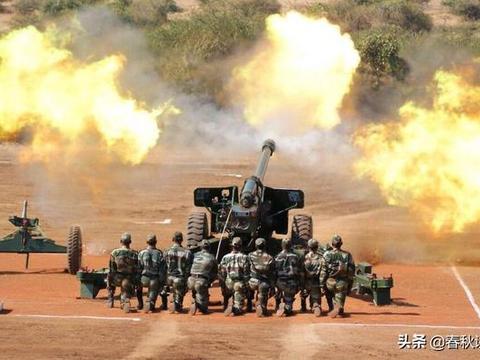 印巴边境冲突不断,巴铁亮出杀手锏武器,印首都处于打击范围内
