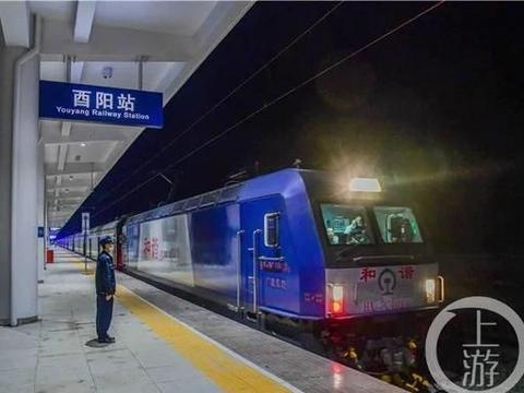 渝怀铁路二线湖南段跨越沪昆铁路架梁完成施工