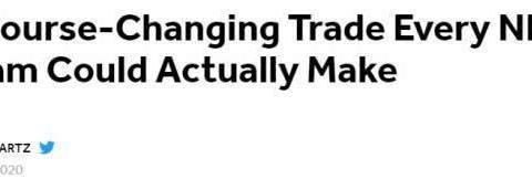 四换一!美媒建议快船和猛龙交易,洛瑞和莱昂纳德再度联手冲冠