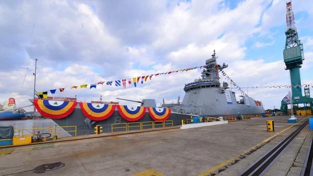 韩国护卫舰定位精准:深受中小国家欢迎,曾在竞标中击败054A