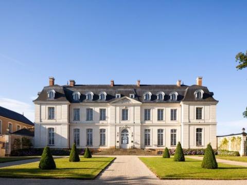 不到1亿的法国18世纪男爵城堡,你的婚礼就在这里举行吧