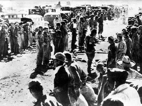 二战唯一拒绝日本投降的国家,20万日军被机枪扫射只剩1万