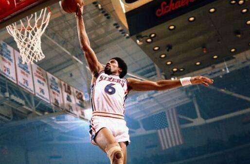 NBA历史上扣篮最顶尖的五位球员,乔丹第二