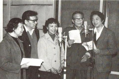 童自荣乔榛丁建华,上译厂那些配音好声音,永远不可能再现了