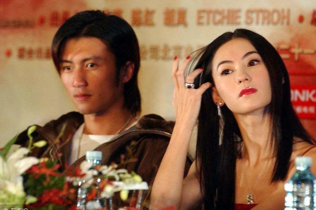 张柏芝点赞王菲,这场跨世纪的三角恋终于以和解落幕了?