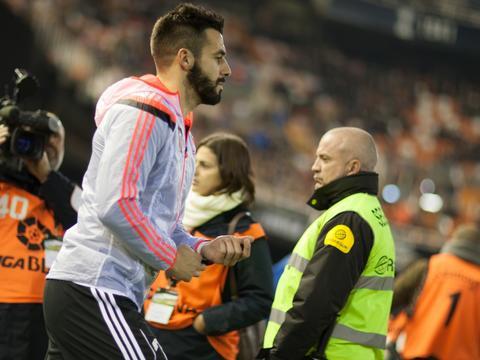 阿斯报:内格雷多有望回归西班牙足坛,阿尔梅里亚是潜在下家