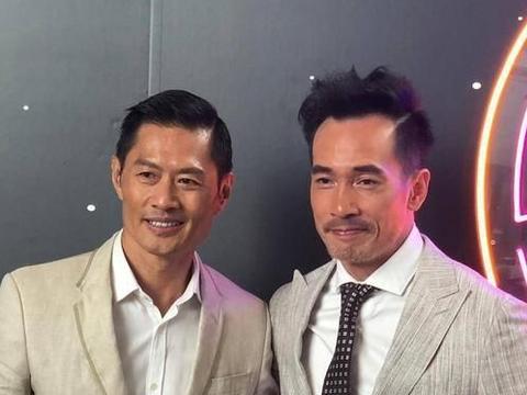 陈豪被曝因专属合约不工作也能月入10万,成当下TVB薪水最高艺人
