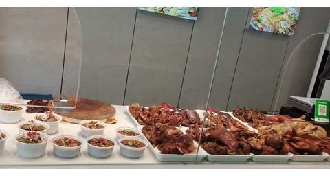餐饮行业的卤菜店同一味型卤水,可以各种原材料混卤吗