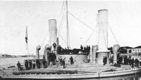 沙俄圆盘铁甲舰:可谓食之无味,弃之可惜的鸡肋战舰