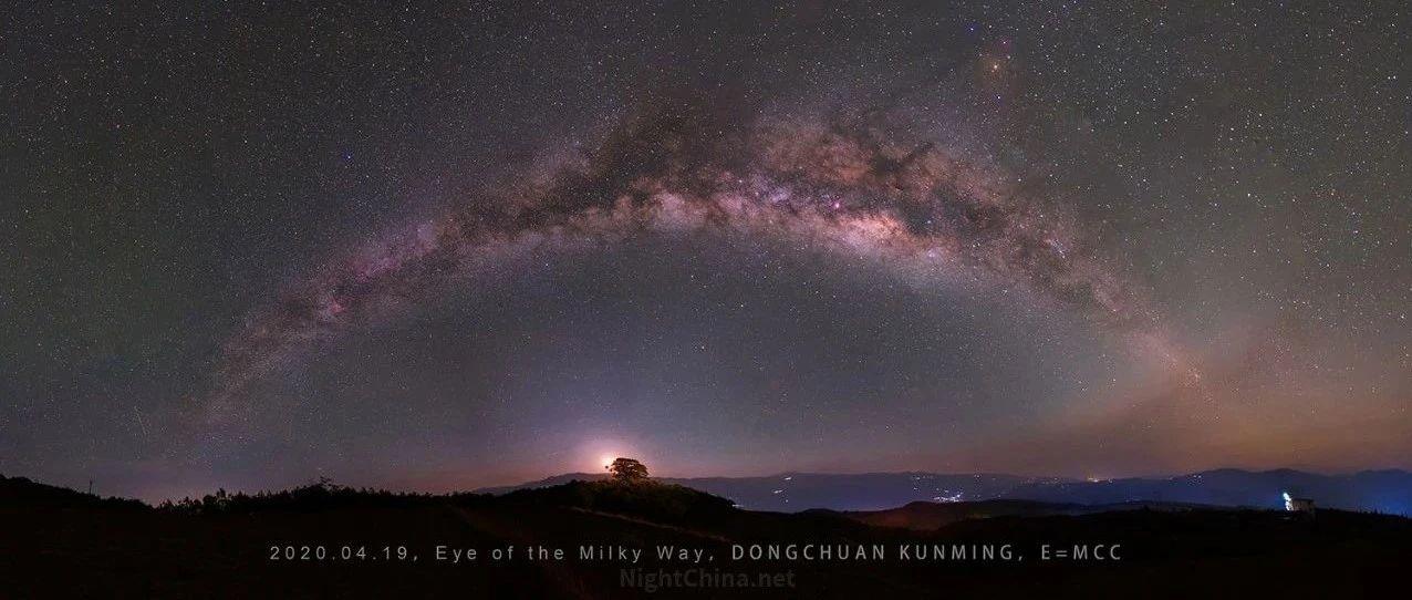宇宙之中,有一只眼睛在注视着你 | 夜空中国