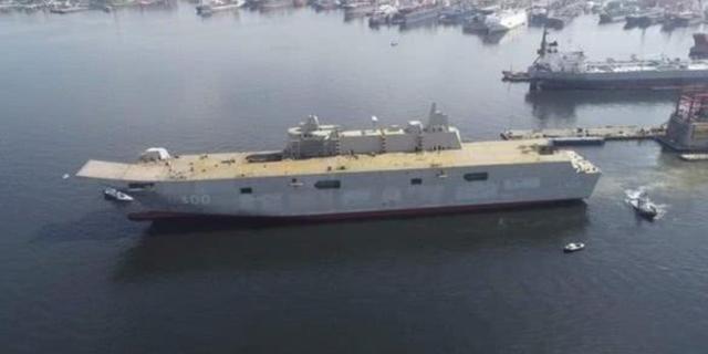 土耳其在美俄之间搞平衡搞砸了!刚买S400,国产航母就废了