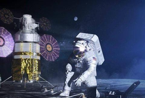重返月球,还有多远?NASA正在重新设计登月宇航服