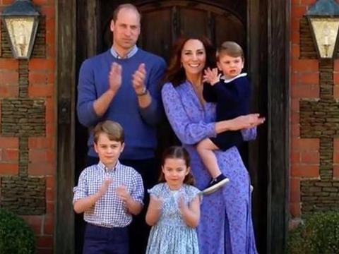 英国皇家传记作家最新分享 剑桥公爵夫妇乡下生活 一家各司其职