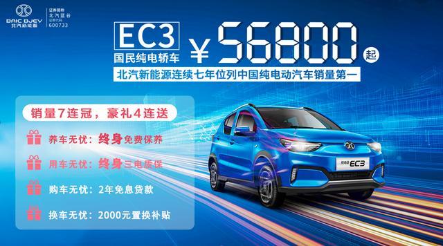 天津买电动车必看!全球销冠车型竟然只要5.68万!