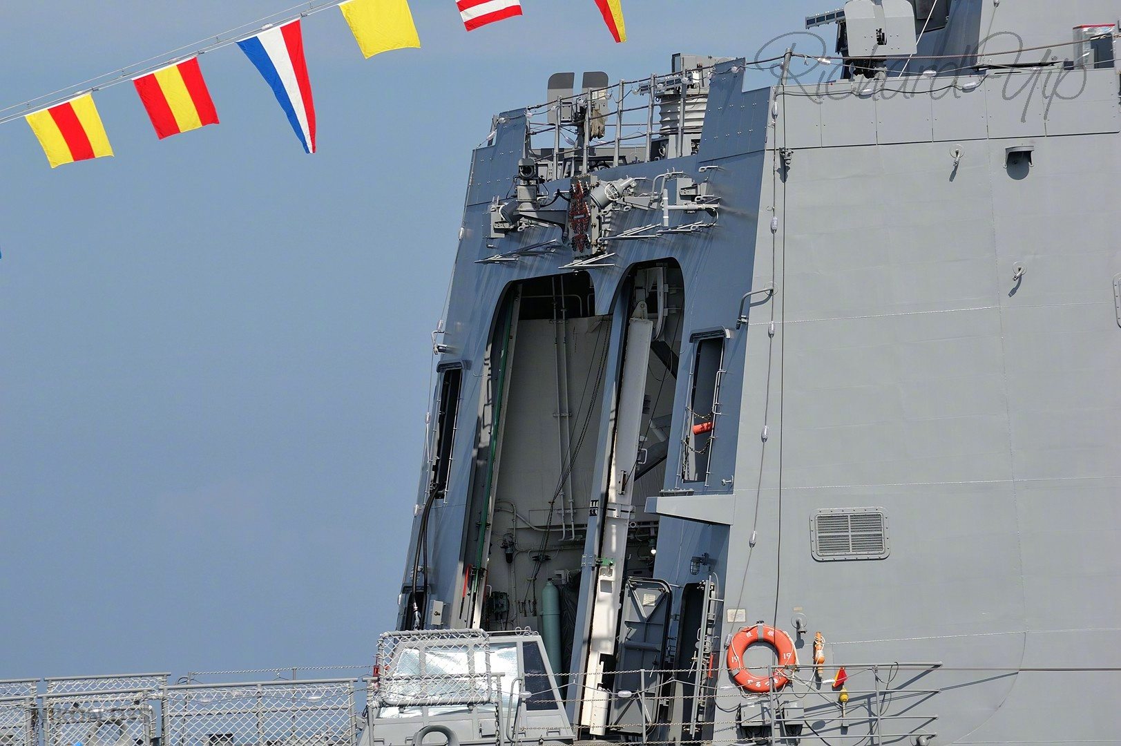 继续小步快跑,全面超越054A—秋月级通用驱逐舰
