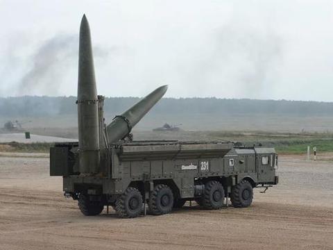 俄军杀手锏!伊斯坎德尔不但射程广阔,打击精度也在稳步提升