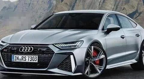 2020款奥迪RS7 Sportback将法兰克福车展亮相 最大功率近600马力