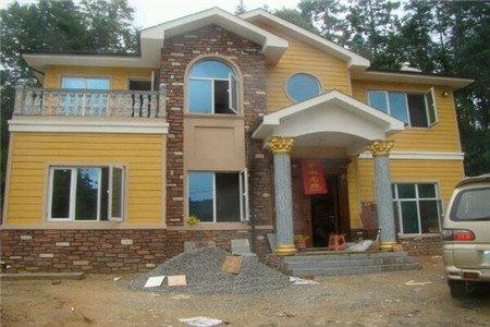 农村自建房外墙喷什么漆好呢?要如何选择