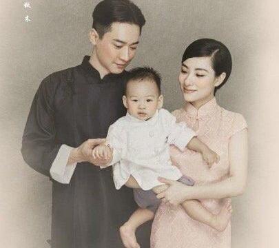 41岁刘璇官宣二胎,自曝疫情期间生病细节,5岁雄赳赳迎来气昂昂