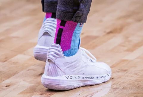 NBA球员上脚:热火队的球鞋,科比战靴很多,还有PG1原谅绿