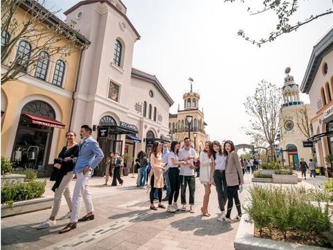 上海、苏州奕欧来奥特莱斯五一小长假业绩增幅破纪录