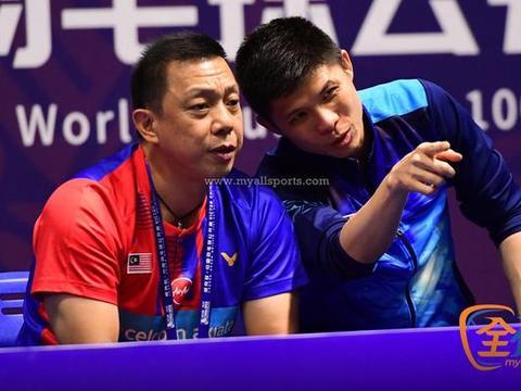 威客电竞 4印尼教练任大马羽协主教练 黄综翰:能力第一位