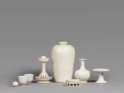 从苏富比《趣雅东方》中白瓷拍品——讲讲北方白瓷的起源和发展